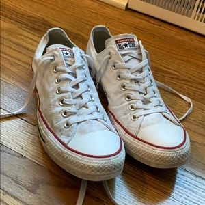 Converse All⭐️Star [Size: 13] White Sneakers